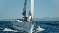 Sail Yacht MIMOSA - Forward View